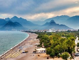 Antalya Vinç Sistemleri İmalatı Satışı ve Kurulumu