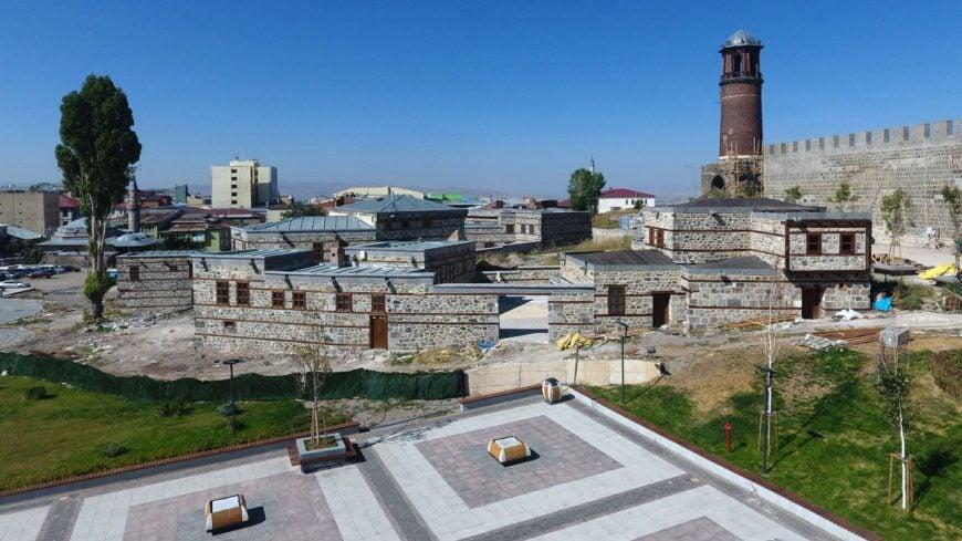 Erzurum Vinç Sistemleri İmalatı Satışı ve Kurulumu